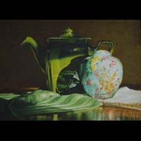 Ode to Tea - Janet Laird-Lagassee